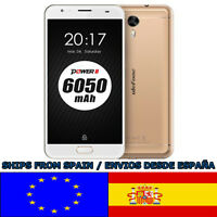 "Ulefone Power 2. Smartphone 5.5"" Full HD,Android 7.0,4GRam,64GB,13MPX,6050mAh,4G"
