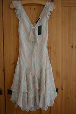 Polo Ralph Lauren Heather Sl Casual Dress,Damenkleid,Seidenkleid Gr.10  (40) Neu
