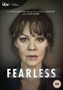 FEARLESS - ITV DRAMA **NEW SEALED** FREE POST**