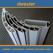 PVC Rolladen auf Maß Mini 38 oder Maxi 52 Profil drei Farben - Neubau 21,90€ m²