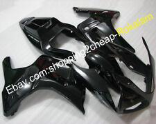 For Suzuki SV650 2003-2013 SV650S All Black ABS Bodyworks Motorbike Fairings Kit