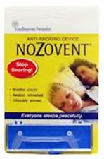 nozovent anti schnarch gerät zur friedlichen schlaf 1 ea (6 stück)