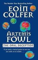 """""""AS NEW"""" The Opal Deception (Artemis Fowl), Colfer, Eoin, Book"""