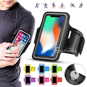 Sports Gym Running Armband for Apple iPhone 12 mini 11 Pro XS Max Samsung S20
