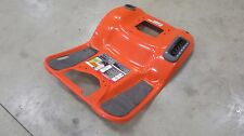 OEM Husqvarna ORANGE FENDER DECK SEAT PAN 532441206 fit YTH20K46 YTA1946 YTH2042