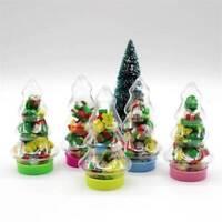 Creative Christmas Gift Santa Tree Mini Eraser Kawaii Students Stationery