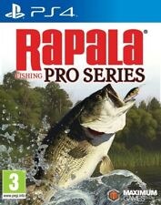Rapala Fishing Pro Series PS4 * NEW SEALED PAL *