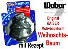 KAISER® Mini Backform WEIHNACHTSBAUM  Motivbackform antihaft Ø12cm     950658506