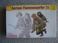 Dragon 1/6 German Flammenwerfer 35