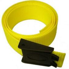 Storm 60in Weight Belt with Plastic Buckle for Freediving and Scuba Divers