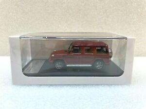Mercedes W463 G klasses (Red) iScale 1/64