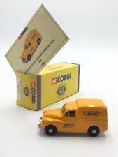 morris minor van 1/43 corgi camions d'antan n9/50 boite certif proche du neuf