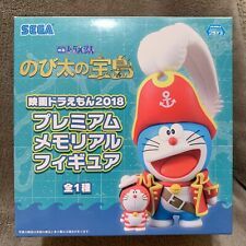 NEW IN BOX Japan Exclusive Doraemon Movie 2018 SEGA Figure Figurine Doll Toreba