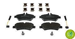 Ferodo Rear Brake Pad for Mercedes-Benz Sprinter VW Crafter 30-50 3 5-Т 906 4