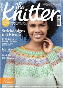 The Knitter 53/2021 Designer Mode Anleitungen Strickanleitungen