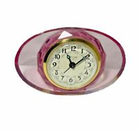 Vintage Blessing Alarm Table Clock   Wind-up   West Germany   Working Great