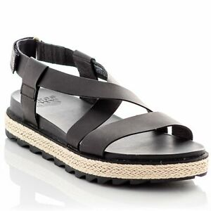Sorel Women's Roaming Criss Cross Jute Sandals
