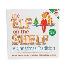 The Elf on the Shelf - a Christmas Tradition by Chanda A. Bell, Carol V. Aebersold (Hardback, 2005)