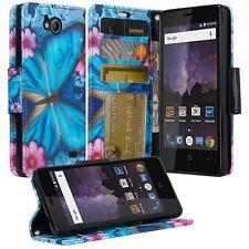 LG X Venture, LG X Calibur, LG LV 9 Wallet Pouch Phone w/ Credit Card Slot ID