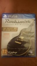 ROCKSMITH 2 SONY PS4 ALL - NEW 2014 EDITION ENGLISH PAL NEW SEALED