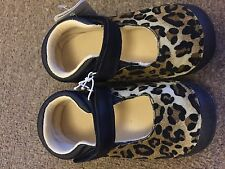 NEW Mothercare Girls Crawling shoes size 4
