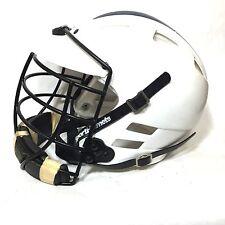 Cascade Lacrosse Helmet White Adult S/M