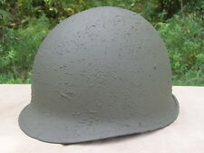 US M1 WWII Mid/Late War Helmet SPRAY PAINT (HELMET NOT FOR SALE!!!)