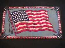 48 Star United States Flag Tobacco Factory No. 7, New York Premium