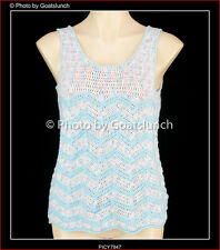 Crochet Hand Made Size 14 Festival Boho Byron Bay Hippy
