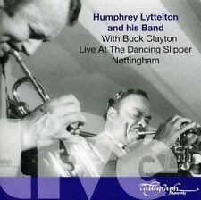 Buck Clayton - Live at the Dancing Slipper Nottingham [CD]