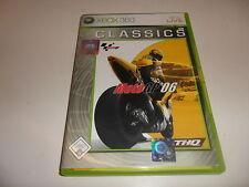 XBOX 360 MOTO GP 06 [XBOX CLASSICS]