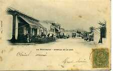 FRANCE,- LA NOUVELLE- AVENUE DE LA MER  TO  COMPOSTELA -HABANA  1902