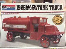 Monogram 1/24 1926 Mack AC Bulldog tank truck