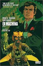 DC Comics - Vertigo - Ex Machina Hardcover Book Voll. # 1/5 English Version