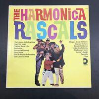 The Harmonica Rascals DLP-224 VG+ Vinyl LP R6