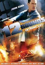 12 Rounds 0024543600114 With John Cena DVD Region 1