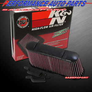 K/&N Filters E-0782 Air Filter Fits 06-13 Corvette