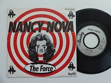 NANCY NOVA The force 100192 FRANCE  Discotheque RTL
