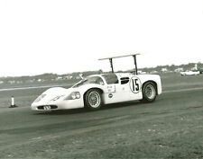 Vintage 8 X 10 1967 Daytona 24 Chaparral 2F Phil Hill / Mike Spence