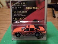 Road Champs 2000 Chevy Caprice Tiger patrol Car  Amazing Animals 1:43