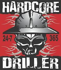 """3-2/"""" Riggers Have Big Strong Tools Hard Hat Helmet Sticker H768"""