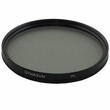 Slim 82mm Linear Polarising Filter Polarizer Filter DynaSun PL 82 mm