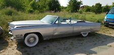 Cadillac de Ville Coupe Convertible 7,7L V8 1968 rok