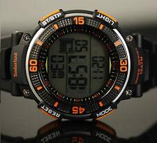 TIMBERLAND CADION Cronógrafo Reloj para hombre Negro * digital * OFERTA ESPECIAL *