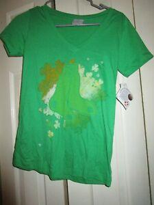 Womens Tee Shirt Boston Red Sox Kelly Green