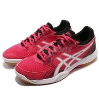 Asics Gel-Task Pixel Pink White Gum Women Volleyball Badminton Shoes B754-Y700