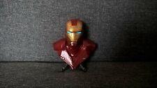 Buste d'Iron Man en print 3D.