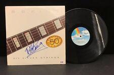 B.B. King Signed Album PSA Authenticated Autographed BB Signature