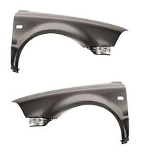 VW Passat 2000-2005 Front Wings, With SRI Holes - Pair (Left & Right Hand Sides)