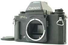 【Excellent 5】 Canon New F-1 AE Finder 35mm SLR Film Camera Body From JAPAN #209